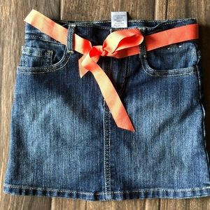 Adorable Gymboree Denim Skirt -Perfect for Fall